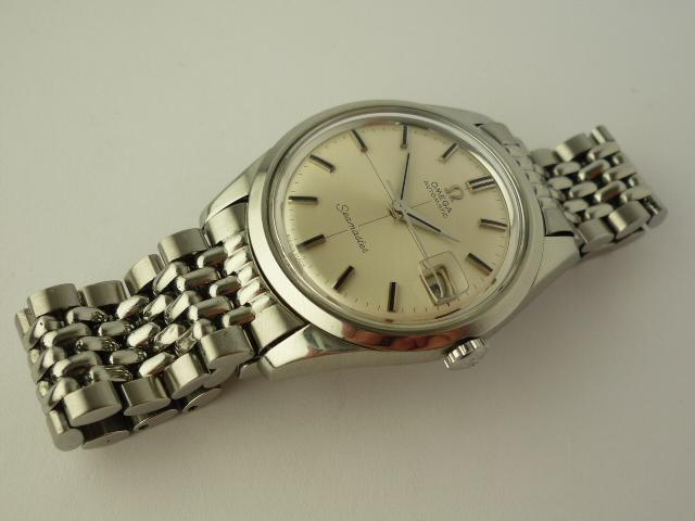 Omega Seamaster Chronometer watch ref 166-010 (1967)