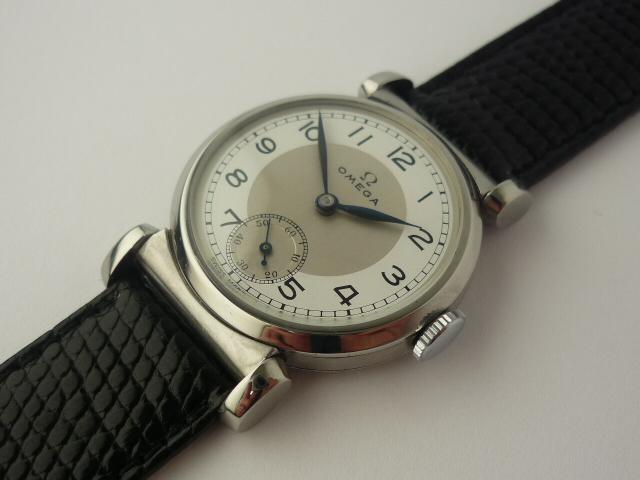 Omega Art Deco Wristwatch (1935)